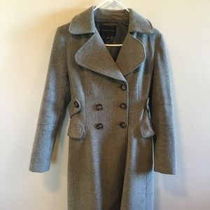 Women's Banana Republic Wool Coat